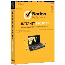 Norton Internet Security 2015 - 3pcs 2 Jahre